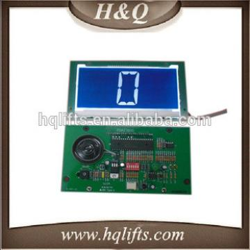 High quality elevator LCD display board PDA23600 ,elevator spare parts