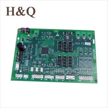 PCB RING CAR BOARD II WITH AMP CONNECTORS MCS GHA21270A30