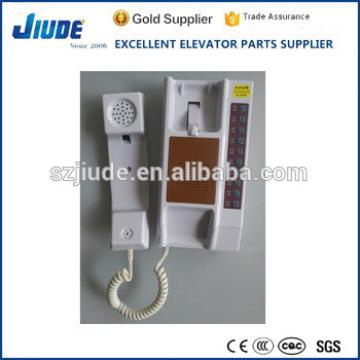 Kone Elevator 10 Way Master Intercom With Power Supply TB-10