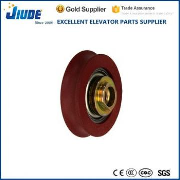 Cheap price good quality elevator parts rope wheel for elevator