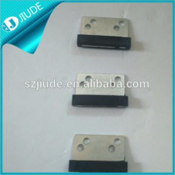Lift spare parts elevator door guide shoes
