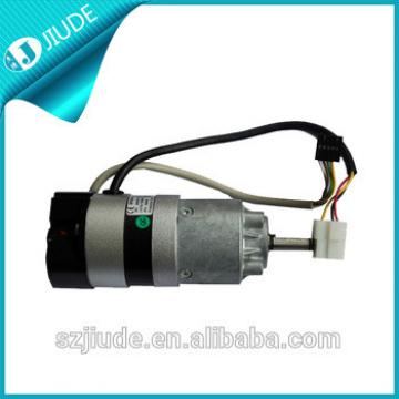 widely used EN 81 Selcom dc motor for elevator door