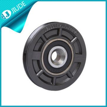 Selcom wire guide pulley