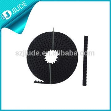 Selcom elevator car door belt driven wheel component