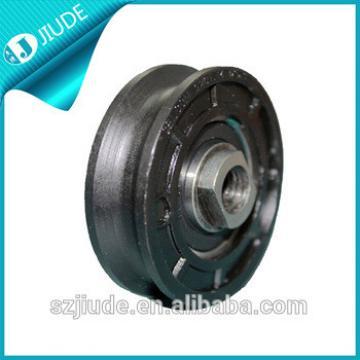 Widely Used Selcom sliding door PP top roller 56mm