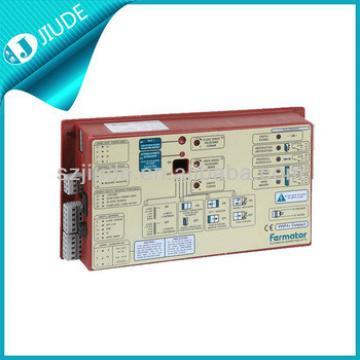 Elevator motor speed regulator