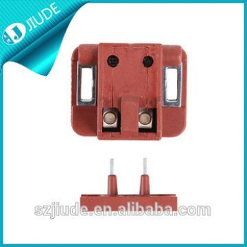 Selcom type sliding electrical lift contact