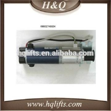 gear motor for elevator KM1364105