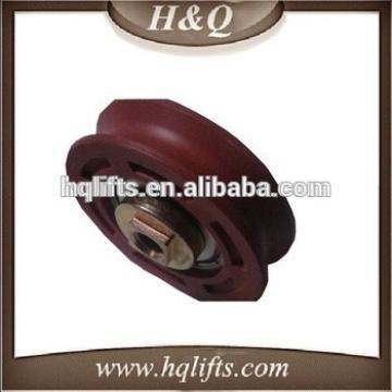 kone elevator wheel Elevator Rope Wheel,kone traction wheel
