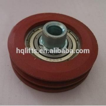 kone elevator roller KM89627G02,kone escalator handrail roller