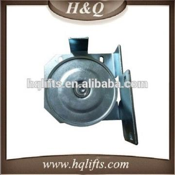 kone elevator pulley KM601090G02,kone wire rope pulley for lift