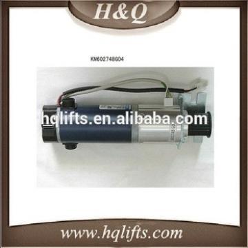 kone elevator motor KM601370G04,kone elevator complete gearmotor