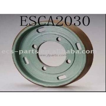 Hitachi 7200 Escalator 140x36 Step Roller