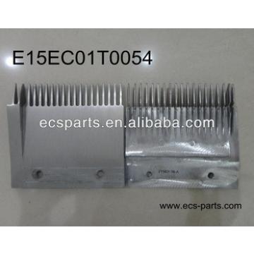 Hitachi Comb Plate AL - LHS Nature Sliver