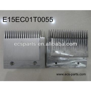 Hitachi Comb Plate AL - RHS Nature Sliver