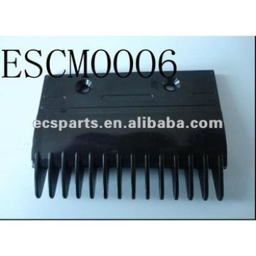 Mitsubishi YS017B313 Escalator Plastic Comb Plate--Escalator Spare Parts