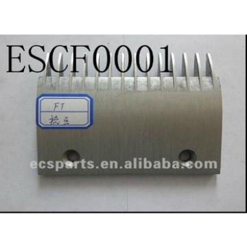 Fujitec Aluminum Comb