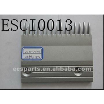 Escalator Spare Hitachi 22501790A Aluminum Comb (M-left) Plate