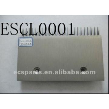LG Sigma DSA2000905A Aluminum Left Comb