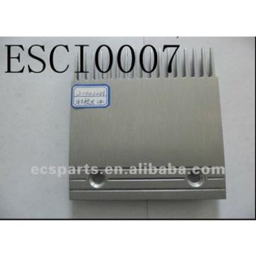 Escalator Spare Hitachi 21502023 Aluminum Comb (Center) Plate