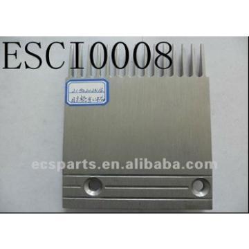 Escalator Spare Hitachi 21502024B Aluminum Comb (Center) Plate