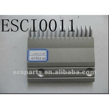 Escalator Spare Hitachi 22501790B Aluminum Comb (M-right) Plate