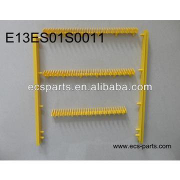 Thyssen Step Yellow Demarcation