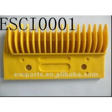 Escalator Spare Hitachi Yellow Plastic Comb Plates