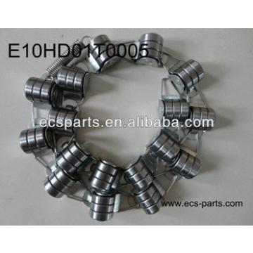 Escalator Handrail Newel Bearing