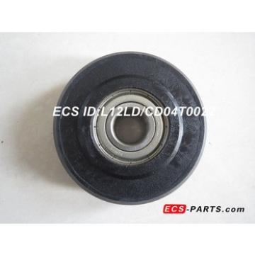 Elevator Guide Roller of Kone 80*28-6203 Double Bearing