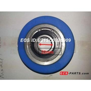 Escalator Step Chain Roller of SIGMA 80*23-6204Z Witn Aluminum Core Blue