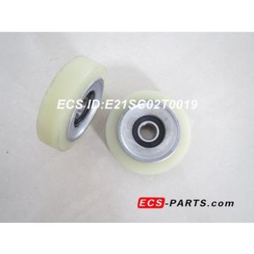 Escalator Step Roller of Sigma 80*23-6202 RS with aluminum core