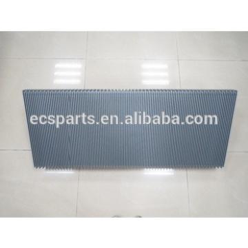 Escalator Steps Aluminum 1000mm w/o demarcation