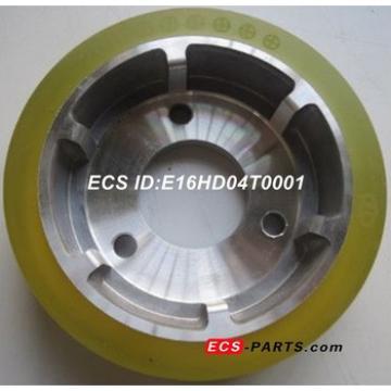 Escalator Handrail Drive Roller of Mitsubishi 132*35*44mm