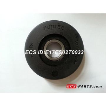 Escalator Step Roller of Fujitec 75*23.5-6204RS Black