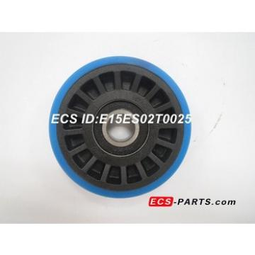 Escalator Step Roller of Hitachi 76.2*22,6202RS Blue