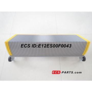 Replacement Escalator Step For Kone 1000MM Silver gray
