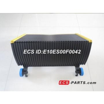 Replacement Escalator Step For 600mm Black