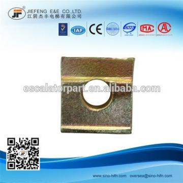 elevator guide rail fastening bolts ,casting clips