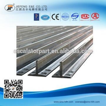 High Quality Zhangjiagang Elevator Guide Rail ( T45/A,T50/A,T70-1/B,T90/B,T89/B,T82/B )