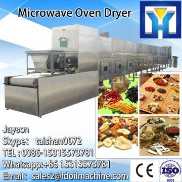 China suppliers microwave stoving machine for chemical products