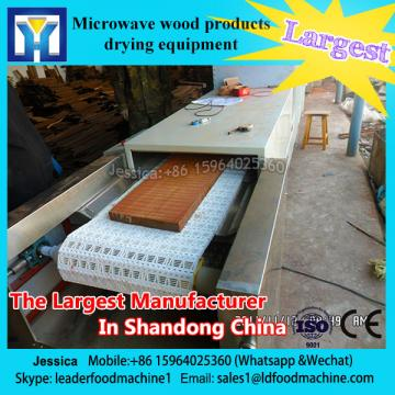 manufacturer of 3~20kw industrial commercial microwave oven fruit drying machine