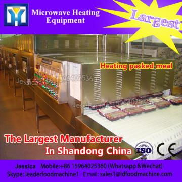 manufacturer of Turkey industrial fruit microwave tunnel drying machine