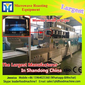 microwave Dryer/vegetable drying machine/industrial fruit dryers