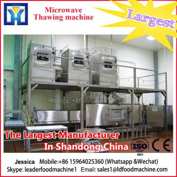 industrial conveyor belt type microwave oven