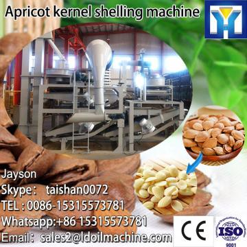 2016 automatic hazelnut shelling machine, almond cracker machine, almond shelling machine