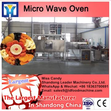 High efficiency industrial dehydration microwave dryer for stone