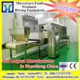 China supplier conveyor belt microwave peanut roasting machine