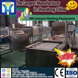 Industrial conveyor belt type red rose flower microwave dryer