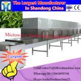 Industrial tunnel pepper microwave sterilization equipment/pepper sterilizer